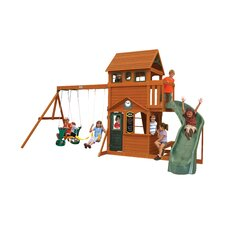 Ashberry Wooden Swing Set