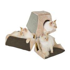Heated-Kitty Cabin