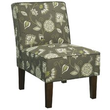 Alexandra Side Chair in Floral