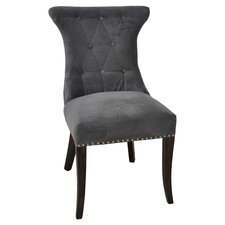 Tristian Tufted Side Chair