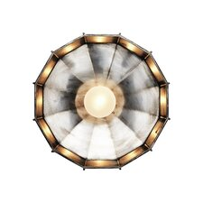 Mysterio 1 Light Semi-Flush Mount