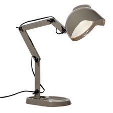 "Diesel Duii Adjustable 28.13"" H Table Lamp with Novelty Shade"