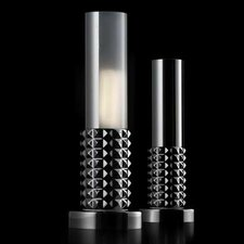 Diesel Stud Table Lamp with Drum Shade