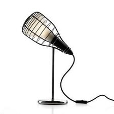 "Diesel Cage Mic 17.16"" H Table Lamp with Novelty Shade"