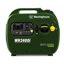 2400 Watt Gasoline Inverter Generator