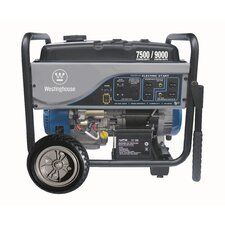 9000 Watt Portable Gasoline Generator