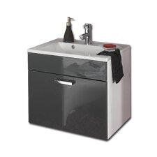 61 cm Einzelwaschbeckenunterschrank-Set Marano