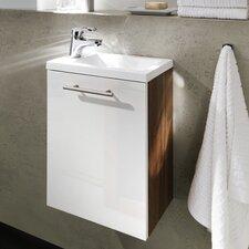 40 cm Einzelwaschbeckenunterschrank-Set Alexo
