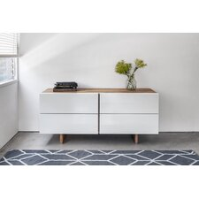 LAXseries LB 4 Drawer Dresser