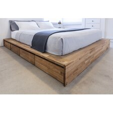 LAXseries Storage Panel Bed