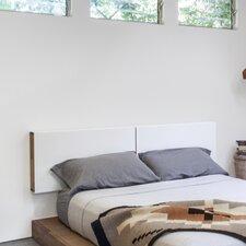 LAXseries Wood and Metal Headboard