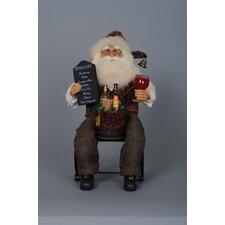 Christmas Santa Wine Bottle Holder