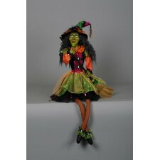 Spooktacular Halloween Glitzy Witch