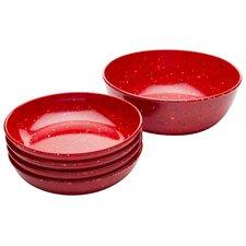 Confetti Melamine Serving Bowl 5-Piece-Set