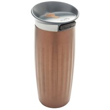 Fluted 16 oz. Insulated tumbler