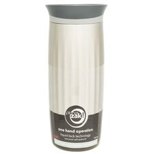 Fluted Travel Tumbler