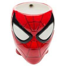 Spider Man Ceramic Sculpted Coffee Mug