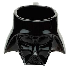 Star Wars Classic Vader Ceramic Sculpted Coffee Mug