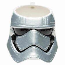 Star Wars Episode 7 Captain Phasma Ceramic Sculpted Coffee Mug
