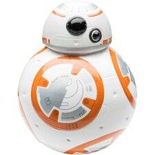 Star Wars Episode 7 BB-8 Ceramic Sculpted Piggy Bank