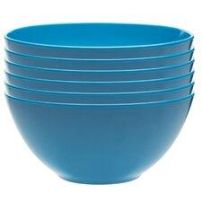 Ella 28 oz. Melamine Salad Bowl (Set of 6)