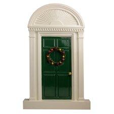 Holiday Door Figurine