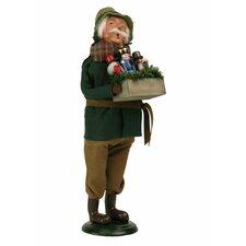 Nutcracker Vendor Figurine