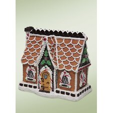 Carolers Candy Cane Cottage