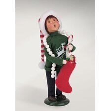 Carolers Ugly Christmas Sweater Family Boy