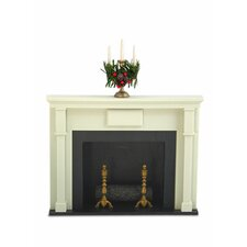 Fireplace with Candelabrum
