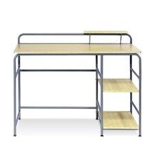 Gaya Computer Desk with Shelves