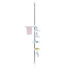 Yijin Bathroom Tub and Shower Tension Pole Caddy