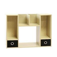 "Pasir Decorative 18.9"" Cube Unit Bookcase"