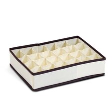 24 Compartment Soft Storage Organizer