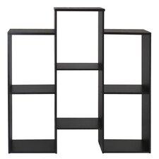 "Rungata Staggered Cube 35.7"" Cube Unit Bookcase"