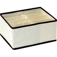 8 Compartment Soft Storage Organizer