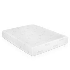"""Healthy Sleep 12"""" Visco Elastic Luxury Gel Memory Foam Mattress"""