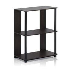 "Jaya Simple Design 29.8"" Accent Shelves Bookcase"