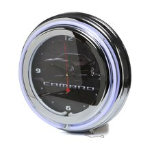 "14"" Camaro Wall Clock"