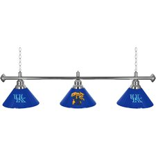University of Kentucky 3 Light Billiard Light