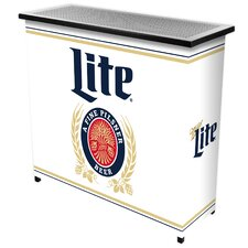 Miller Lite Mini Bar