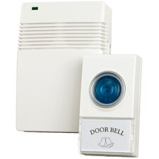 Wireless Remote Control Doorbell with 8 Different Chimes
