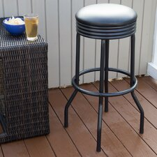 "32"" Bar Stool with Cushion"
