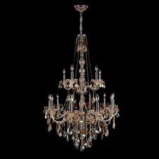 Provence 15 Light Crystal Chandelier