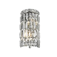 Cascade 2 Light Wall Sconce