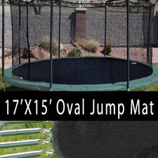 Oval Replacement Jumping Surface