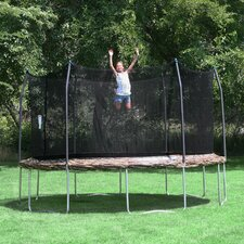 Camo 12' Trampoline and Enclosure