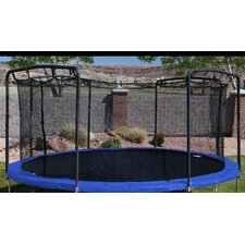 17' x 15' Oval Trampoline Replacement Frame Pad