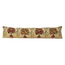 Flora Ribbon Cotton Blend Draught Excluder