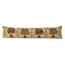 Flora Ribbon Cotton Blend Draught Excluder